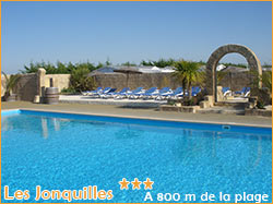 Camping les Jonquilles ***