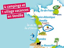 Campings Camp'Atlantique
