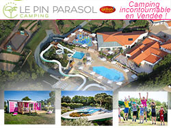 Camping Le Pin Parasol avec animations