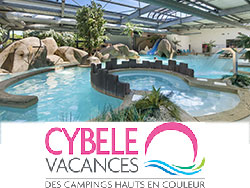 Cybèle Vacances Campings en Vendee