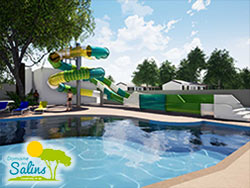 Camping Domaine des Salins ****