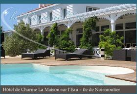 hotel noirmoutier en ile. Black Bedroom Furniture Sets. Home Design Ideas