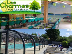 Location salle Vendee Camping les Charmes ****